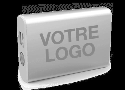 Rex - Batterie Externe Personnalisée