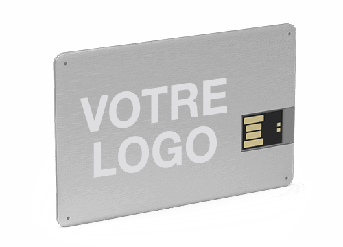 Alloy - Clé USB Carte De Visite