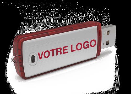 Classic - Cle USB Personnalisée