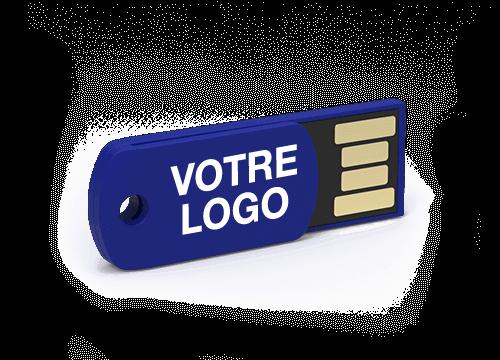 Clip - Clé USB Publicitaire