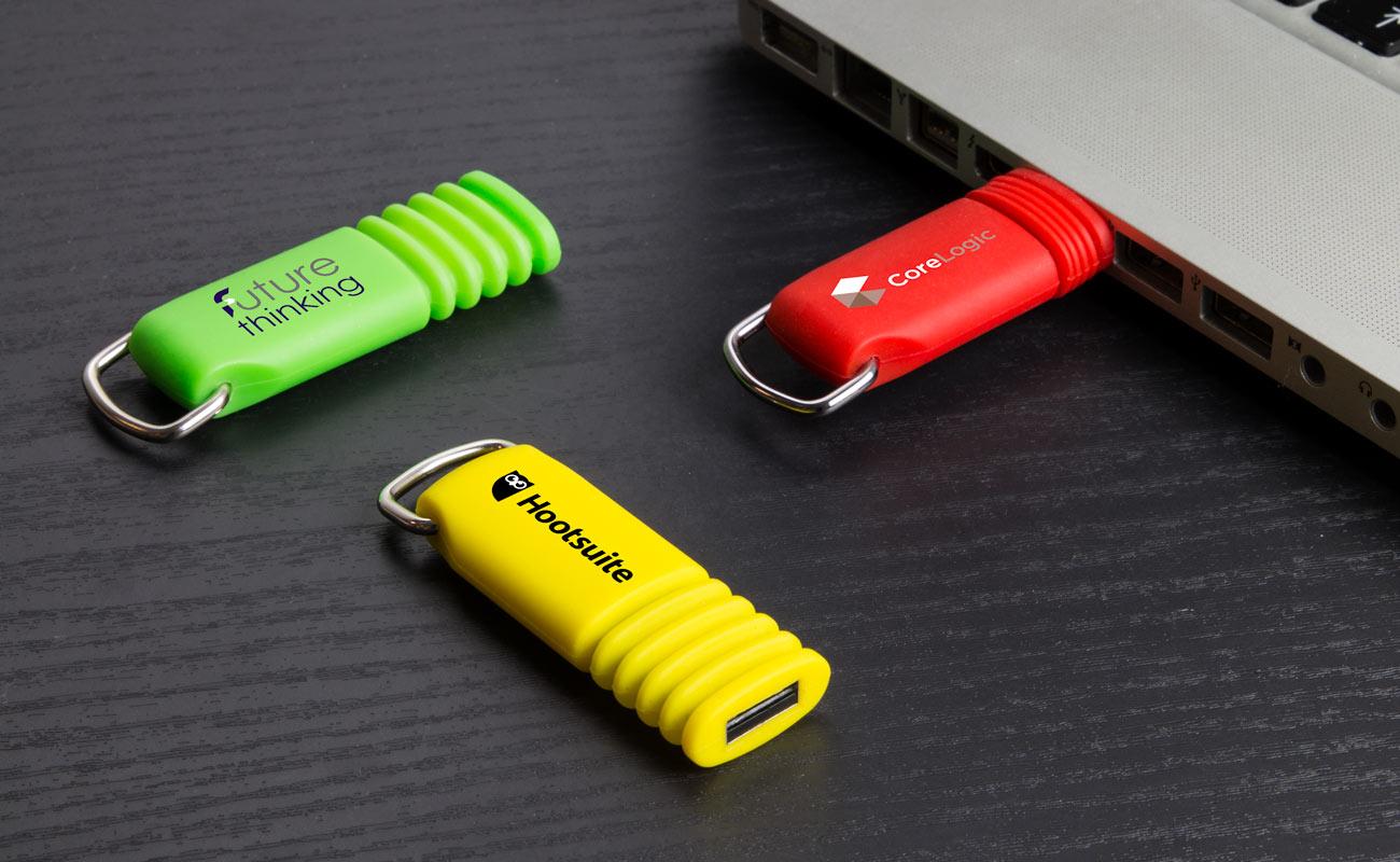 Flex - Clé USB Personnalisée