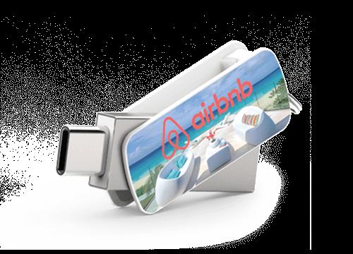 Orbit - Clef USB Personnalisé