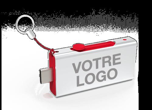 Slide - Clé USB Publicitaire