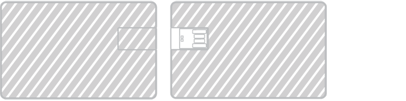 Carte USB Impression photo