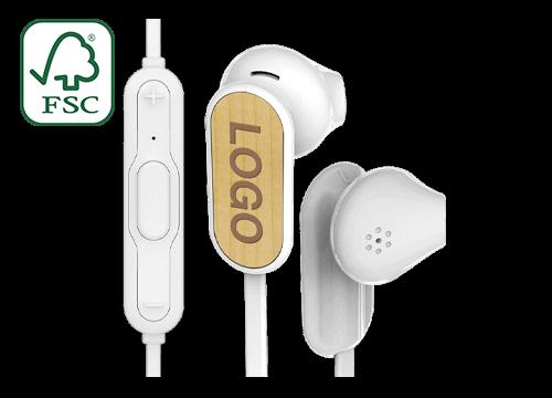 Grain Bluetooth® - Écouteurs Bluetooth Entreprise