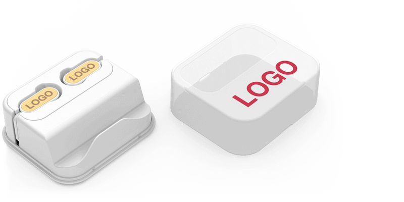Grain - Écouteurs Bluetooth Personnalisés