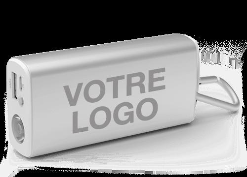 Encore - Batterie Externe Personnalisée