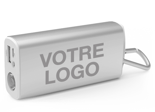 Encore - Batterie De Secours Personnalisable