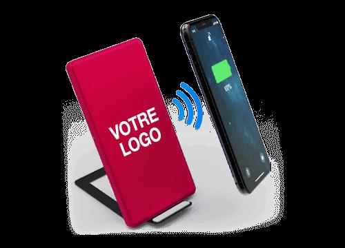 Incline - Chargeur Sans Fil Personnalisé Pas Cher