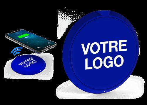 Loop - Chargeur Sans Fil Personnalisable