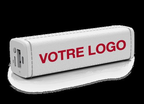Lux - Batterie Externe Personnalisée