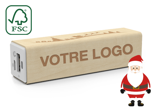Maple Christmas - Lot Power Bank