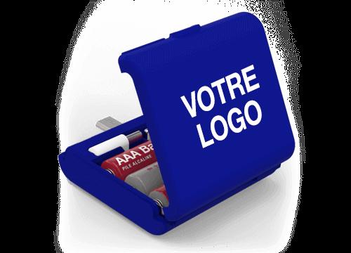 Rescue - Batterie Portable Personnalisable