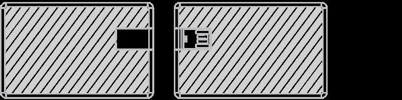 Carte USB Sérigraphie