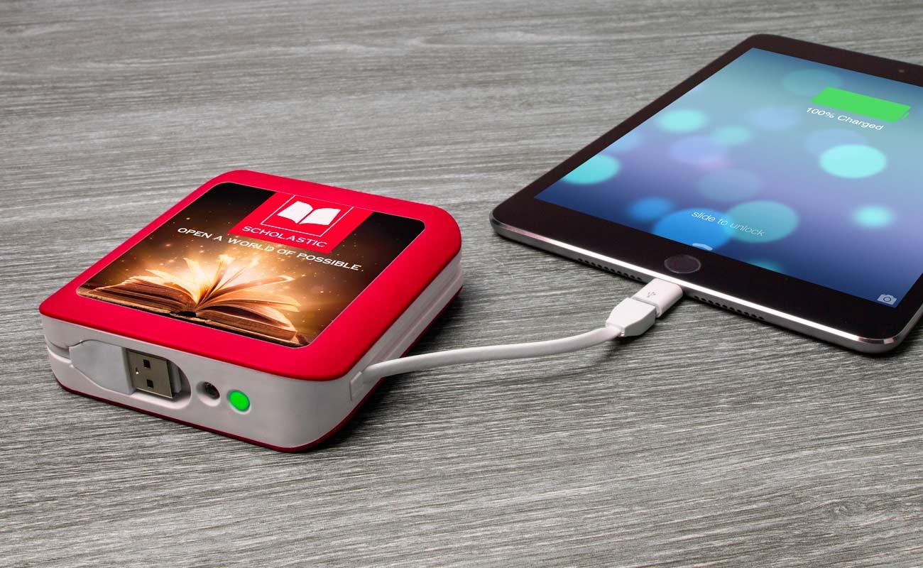 Big Boost - Batterie Externe Personnalisée