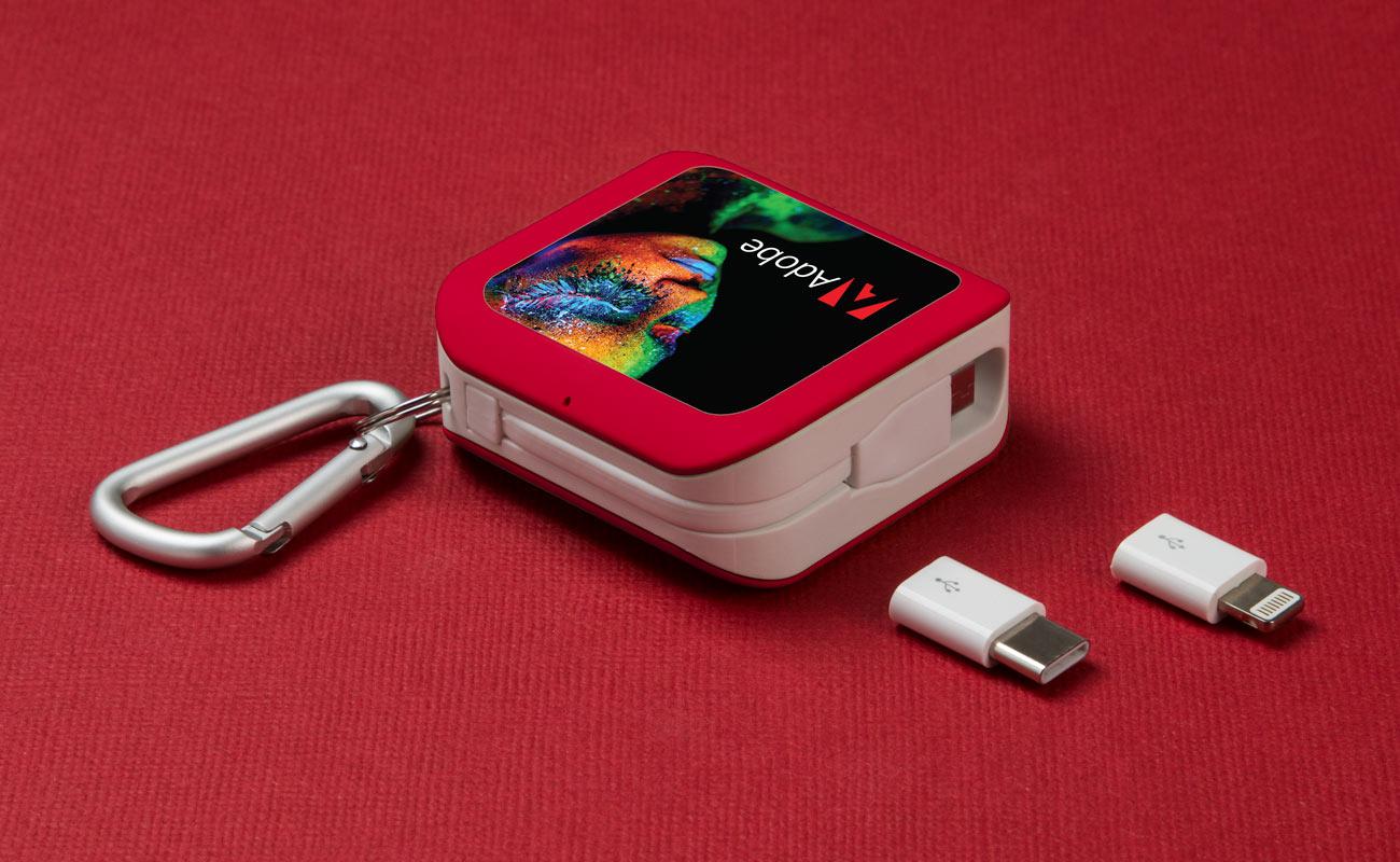 Boost - Batterie Externe Personnalisée