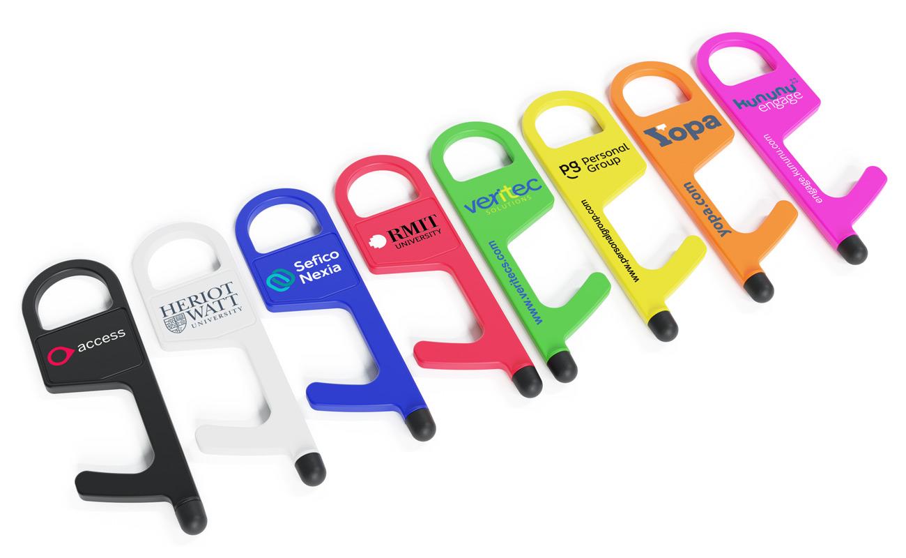 Buddy - Ouvre Porte Sans Contact Personnalisé