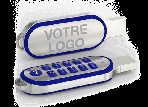 Code - Clé USB Personnalisé