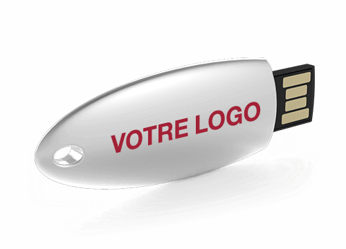 Ellipse - Clé USB Publicitaire