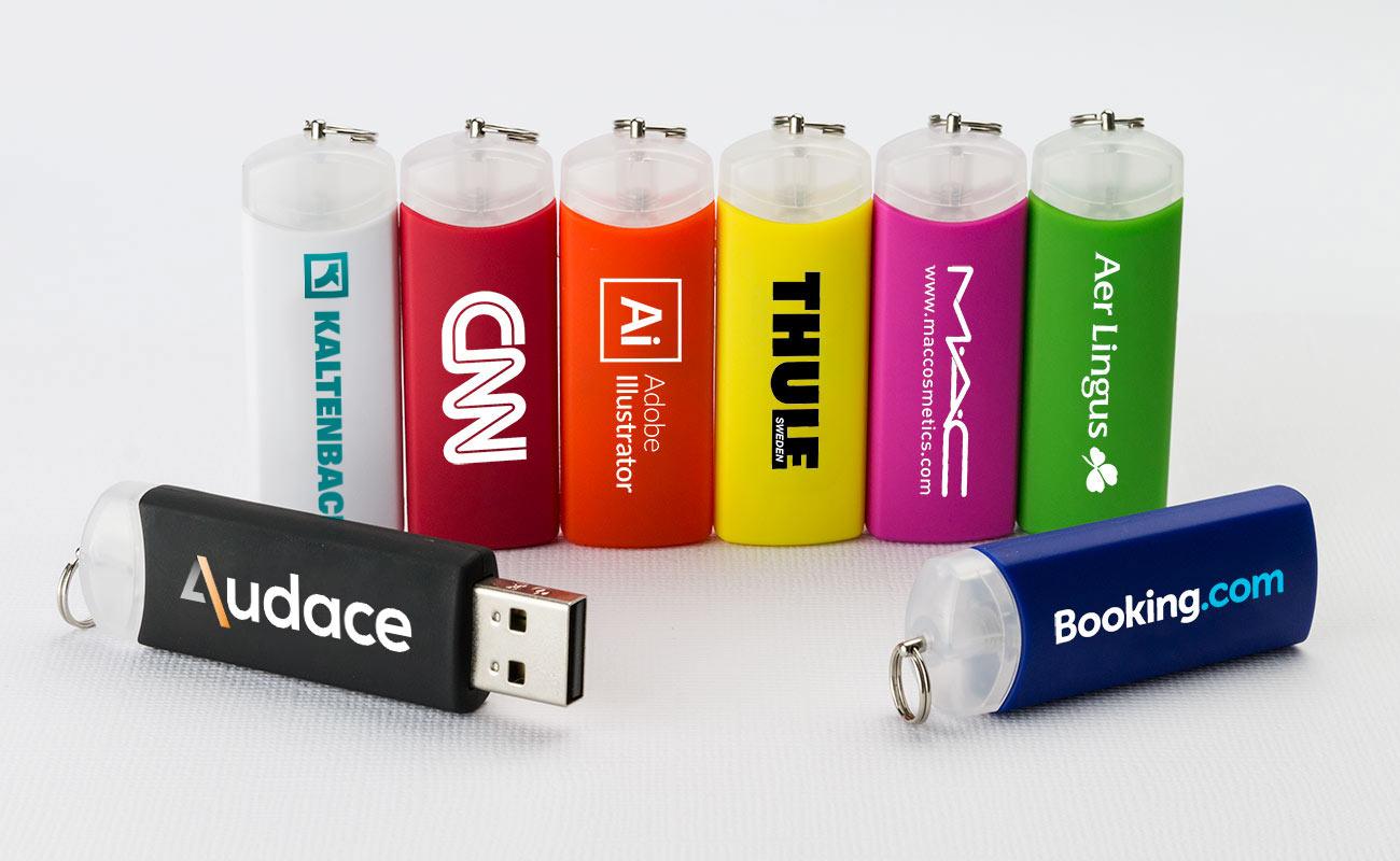Gyro - Clé USB Personnalisée