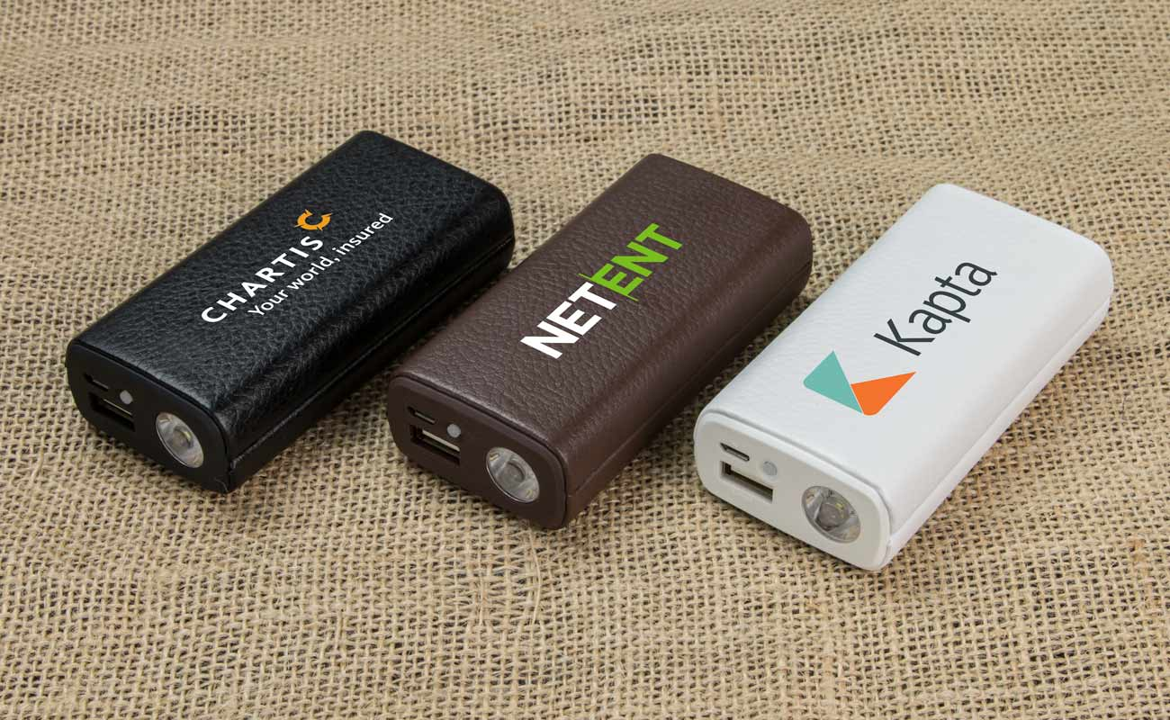 Journey - Batterie Externe Personnalisée