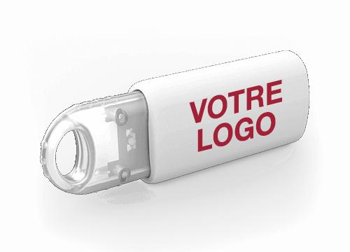 Kinetic - Clef USB Personnalisé