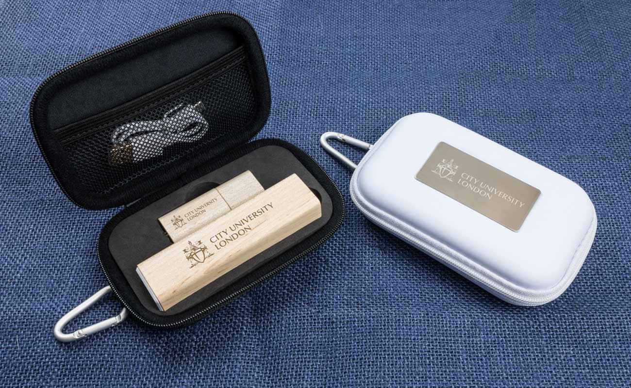 Maple S - Clé USB Personnalisée et Batterie Externe Personnalisée