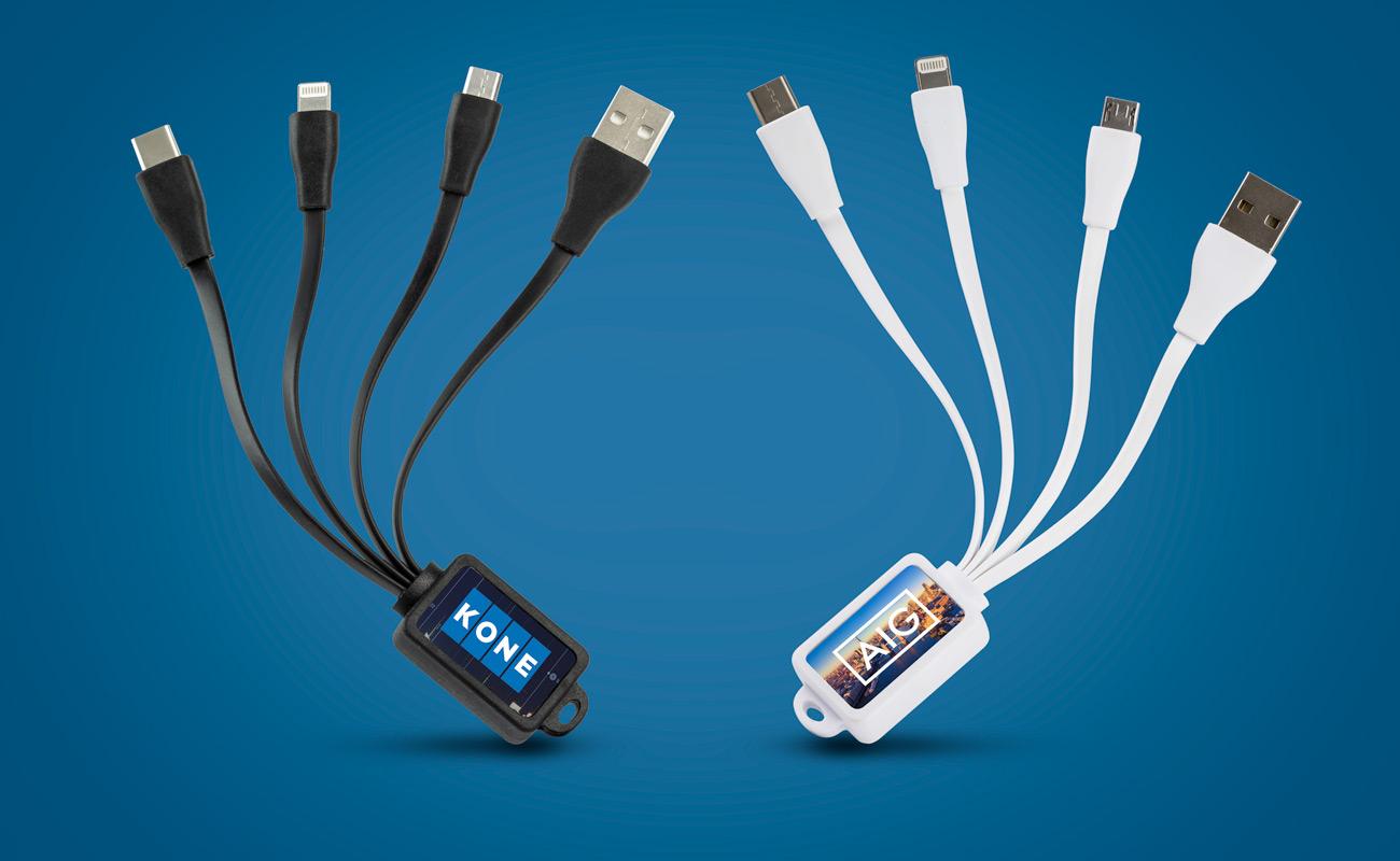 Multi - Lot Câble USB