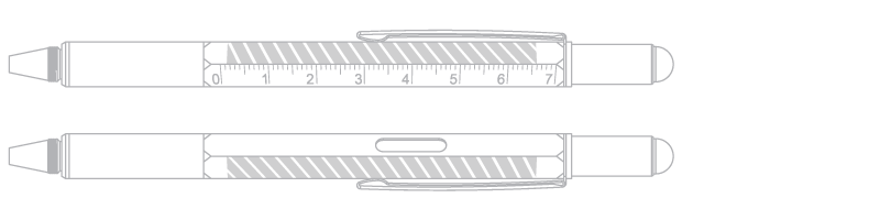 Multi-fonctions Sérigraphie