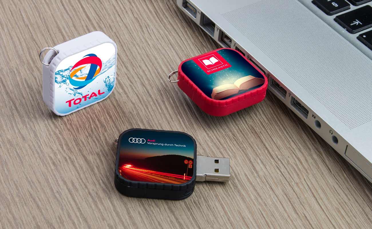 Trix - Clé USB Personnalisée