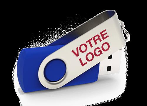 Twister - Clé USB Personnalisée