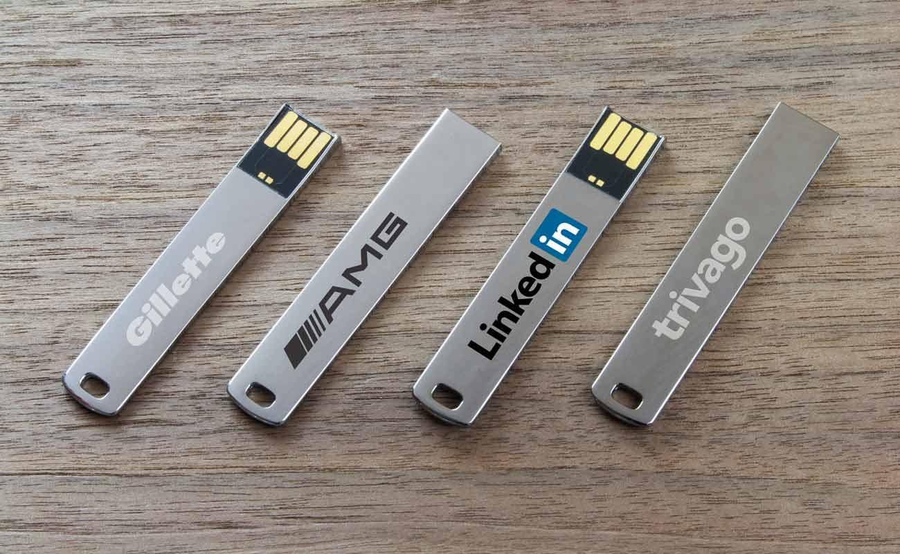 WalletStick - Custom Thin USB Drives